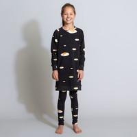 Snurk Eggs in Space Sweater Dress