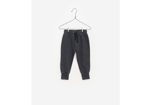 Play Up Play Up Fleece Trousers Washed Black