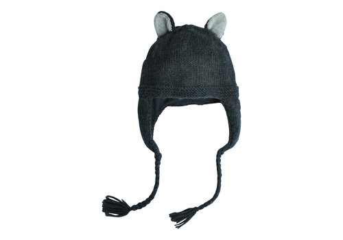 Hats over Heels Hats over Heels Skunk hat Dark Grey