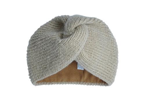 Hats over Heels Hats over Heels Turban hatBeige ADULT