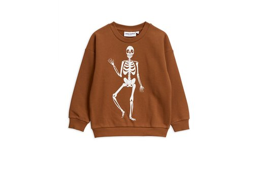 Mini Rodini Mini Rodini Skeleton sweater