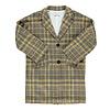 PIUPIUCHICK Piupiuchick Tweed overcoat Light brown