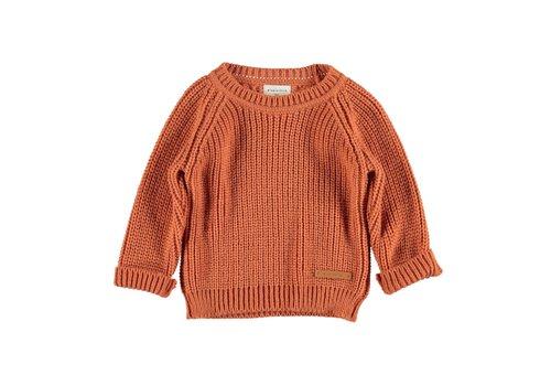 PIUPIUCHICK Piupiuchick Knitted sweater Coral