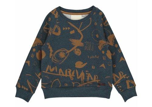MarMar Copenhagen MarMar Copenhagen Sweater Oily Blue