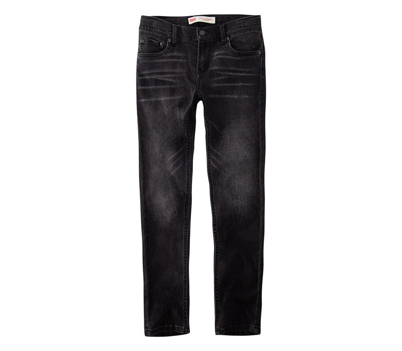 Levis Jeans 519 Denim Black ice