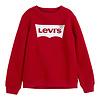Levis Levis sweatshirt RED/WHITE NJ