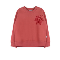 Ammehoela Sweater Rocky.05 Soft Red