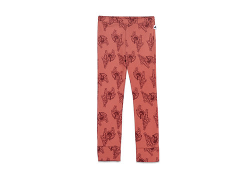 Ammehoela Ammehoela Legging James.05 Soft Red