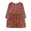 Ammehoela Ammehoela dress Liesje.04 tiger brown