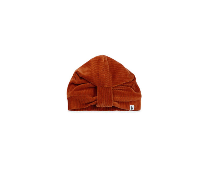 Ammehoela Turban.04 One size Caramel