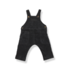 1+ IN THE FAMILY 1+ in the family Dortmund black rib dungarees
