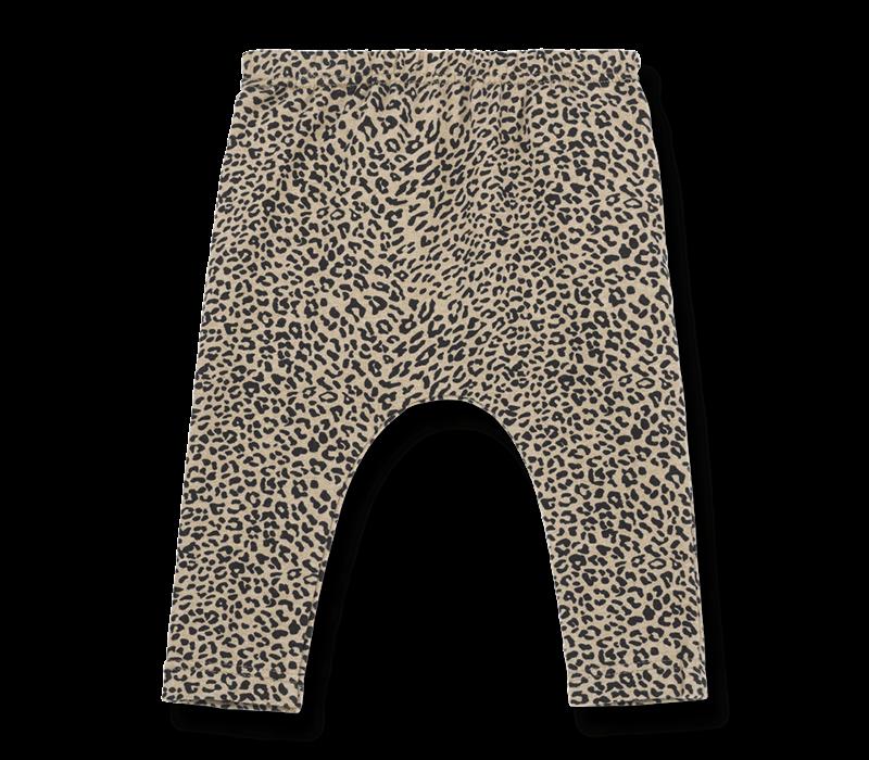 1+ in the family Gouda beige/black pants