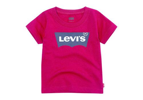 Levis Levis Tee Super Red baby J