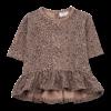 1+ IN THE FAMILY 1+ in the family Breda Dress Rose/burgundy