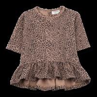 1+ in the family Breda Dress Rose/burgundy