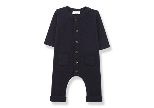 1+ IN THE FAMILY 1+ in the family Toulouse dark blue jumpsuit