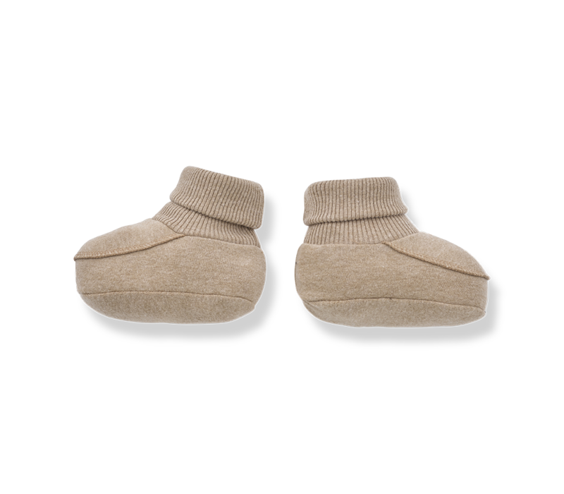 1+ in the Family Lyon socks beige