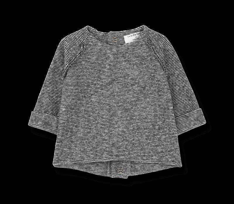 1+ in the family Mantua black/white sweater