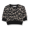 1+ IN THE FAMILY 1+ in the family Manitoba Sweater black / beige