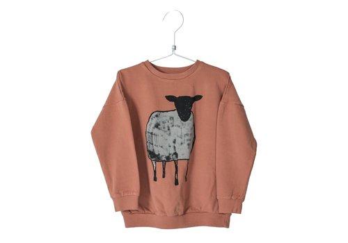 Lötiekids Lotiekids Sweatshirt Sheep Brick
