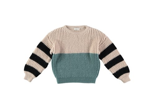 BUHO Buho Carlo Striped Boy Jumper