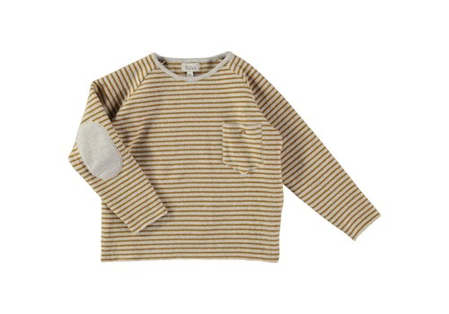 BUHO Buho Bruno Striped Boy Sweater
