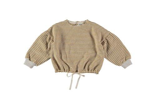 BUHO Buho Rita Striped Girl Sweater
