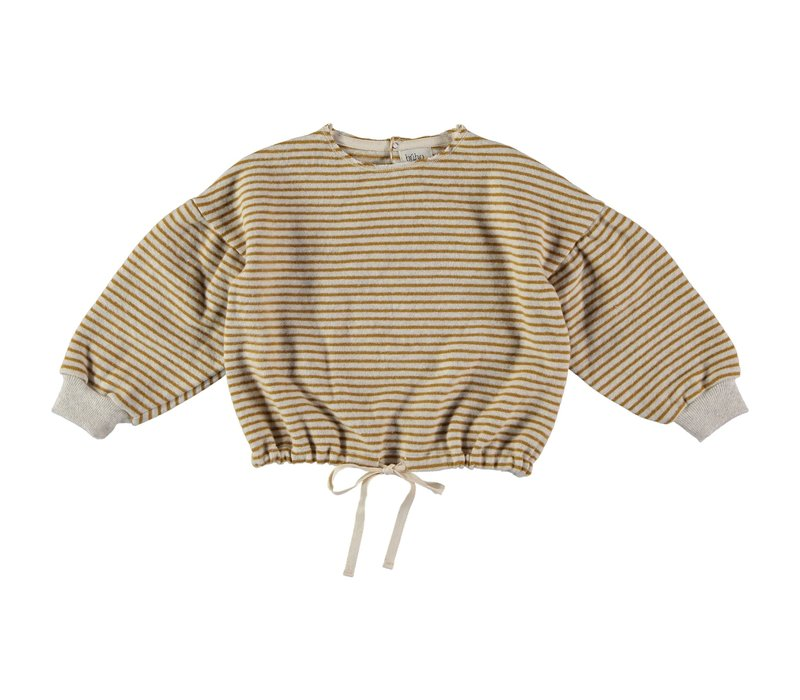Buho Rita Striped Girl Sweater