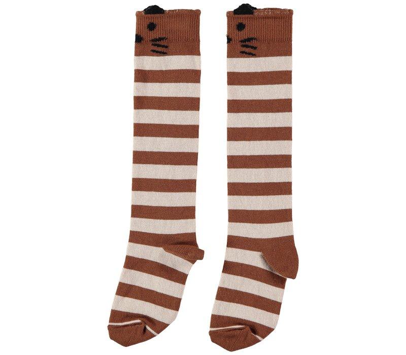 Buho Tiger Socks