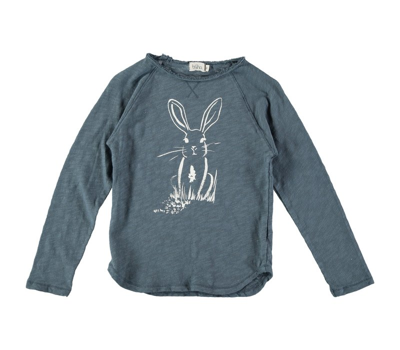Buho Lou Rabbit Girl T-shirt