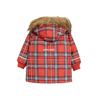 Mini Rodini Check Parka