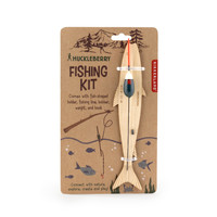 Kikkerland Huckleberry Fishing kit