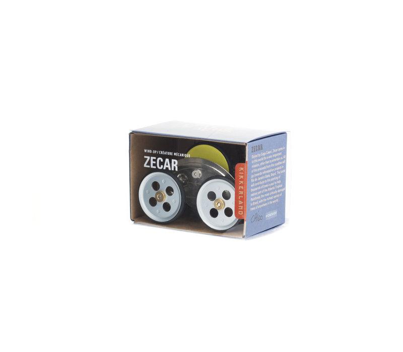 Kikkerland Zecar Flywheel car