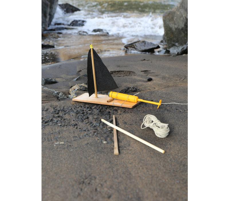 Copy of Kikkerland Huckleberry Fishing kit