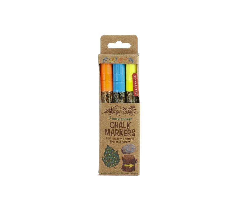 Kikkerland Huckleberry Chalk Marker