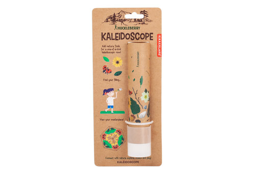 Kikkerland Kikkerland Huckleberry Kaleidoscoop