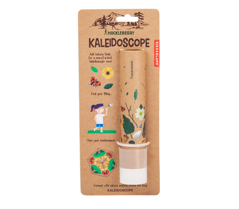 Kikkerland Huckleberry Kaleidoscoop