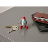 Kikkerland Rocket Keychain