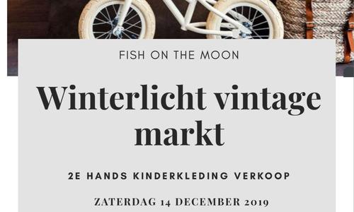 Fish on the Moon _ Vintage Markt