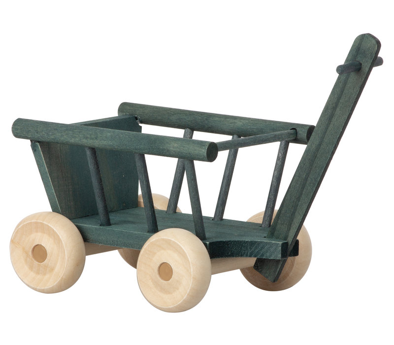 Maileg wagon micro petrol