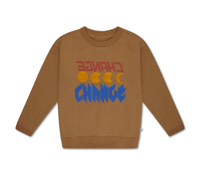 Repose 7. sweater caramel sugar