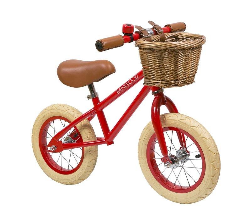 Banwood Balance Bike First Go Red