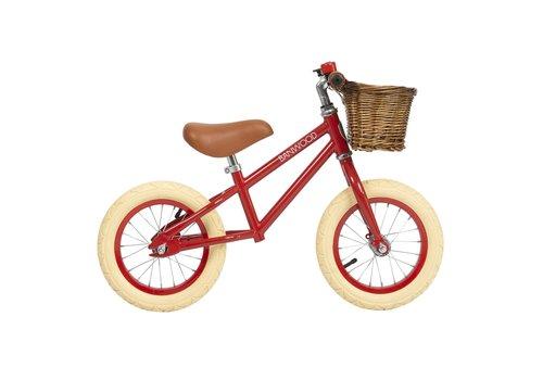 Banwood Banwood Balance Bike First Go Red