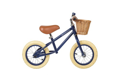Banwood Banwood Balance Bike First Go Navy