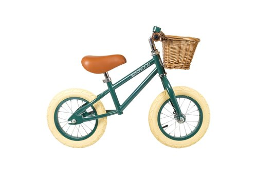 Banwood Banwood Balance Bike First Go Green