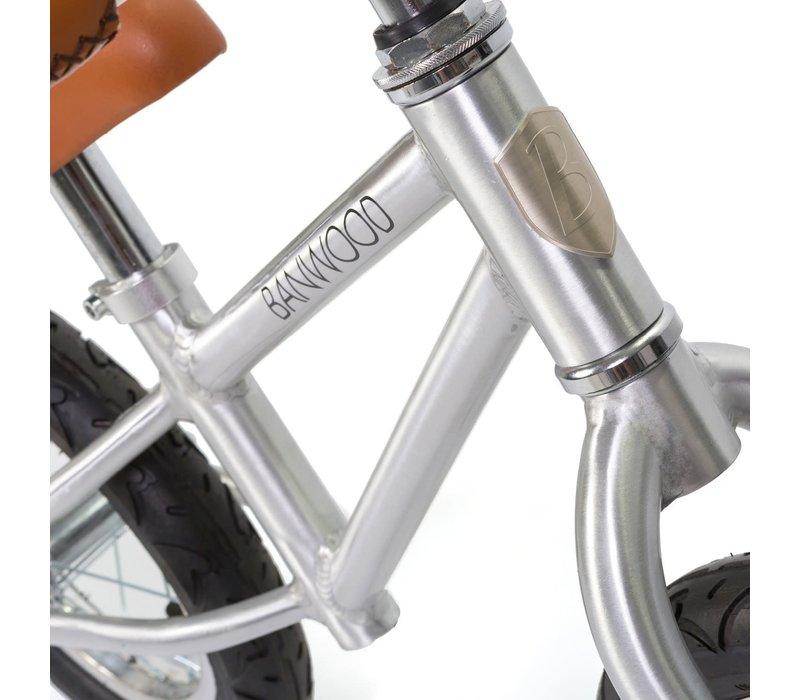 Banwood Balance Bike First Go Chrome