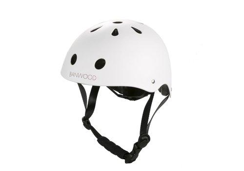 Banwood Banwood Classic Helmet Matte White