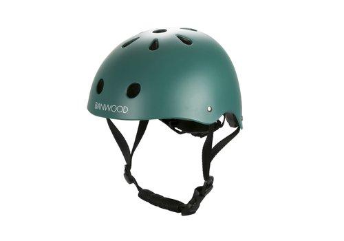 Banwood Banwood Classic Helmet Matte Green
