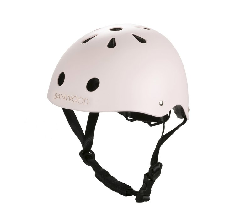 Banwood Classic Helmet Matte Pink