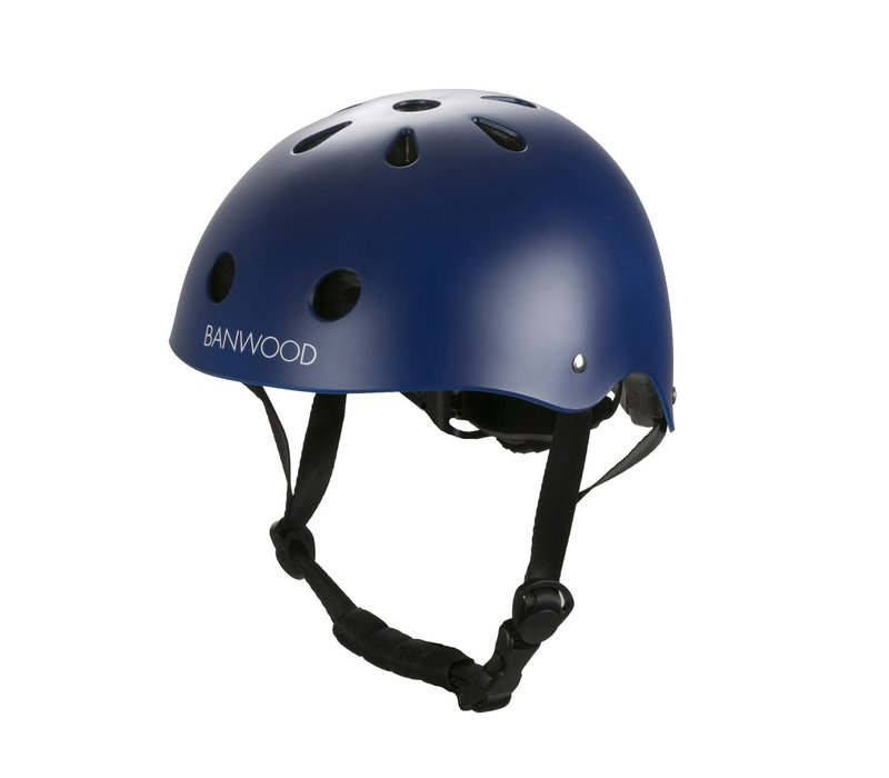 Banwood Classic Helmet Matte Navy